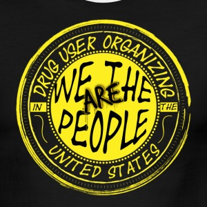 We Are The People Seal - Men's Ringer T-Shirt