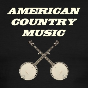 American country music - Men's Ringer T-Shirt