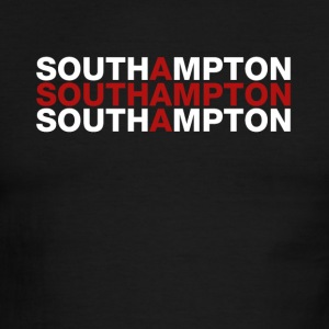 Southamphton United Kingdom Flag Shirt - Men's Ringer T-Shirt
