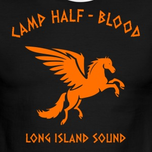 Camp Half Blood - Men's Ringer T-Shirt