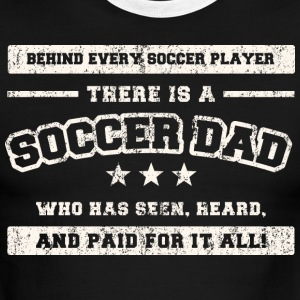 Soccer Dad - Men's Ringer T-Shirt