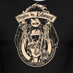 Styles By Edward - Men's Ringer T-Shirt
