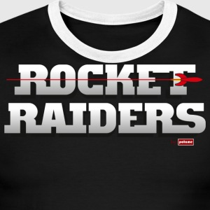 Rocket Raiders by Patame - Men's Ringer T-Shirt