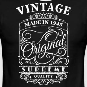 Vintage made in 1945 - Men's Ringer T-Shirt