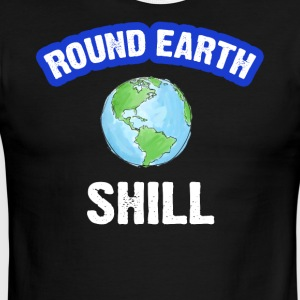 Round Earth Shill - Men's Ringer T-Shirt