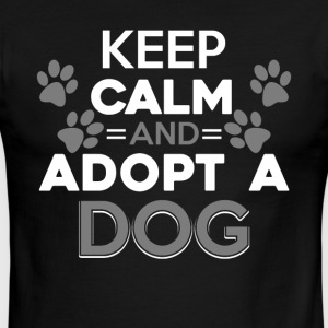 Adopt A Dog Shirts - Men's Ringer T-Shirt