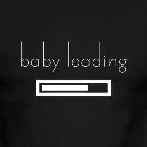 Baby loading - Men's Ringer T-Shirt