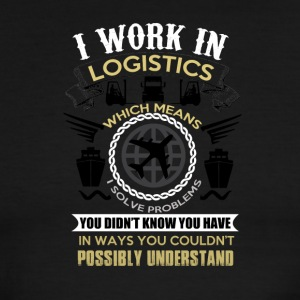 Logistics - Men's Ringer T-Shirt