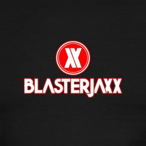 Blasterjaxx Red - Men's Ringer T-Shirt