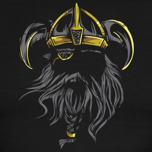 Viking Warrior - Men's Ringer T-Shirt