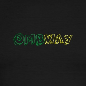 OMBWAY - Men's Ringer T-Shirt