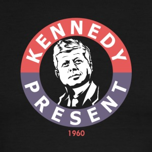 John F Kennedy For President - Men's Ringer T-Shirt