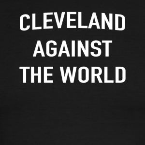 Cleveland Against The World T-Shirt - Men's Ringer T-Shirt