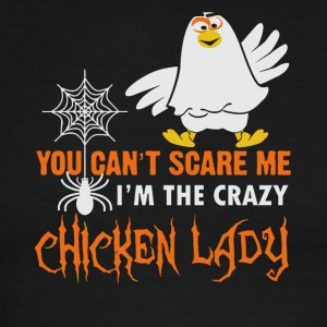 I'm the crazy Chicken Lady shirt - Men's Ringer T-Shirt