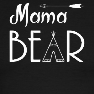 Mama bear gift shirt - Men's Ringer T-Shirt