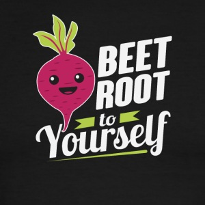 Beet Root To Yourself - Men's Ringer T-Shirt