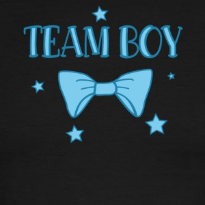 Team Boy - Men's Ringer T-Shirt