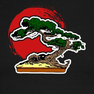 Bonsai Tree Tee & Clothes - Men's Ringer T-Shirt