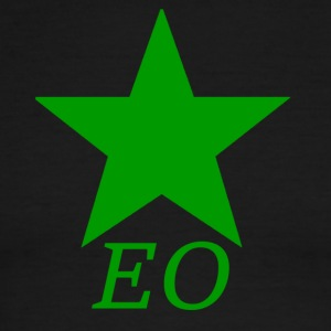 EO and Green Star - Men's Ringer T-Shirt