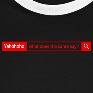 Different search engine - Yahohoho - Men's Ringer T-Shirt