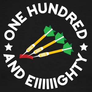one hundred and eiiiiiighty - Men's Ringer T-Shirt