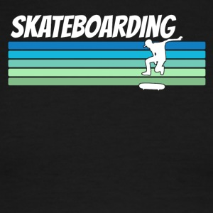 Retro Skateboarding - Men's Ringer T-Shirt