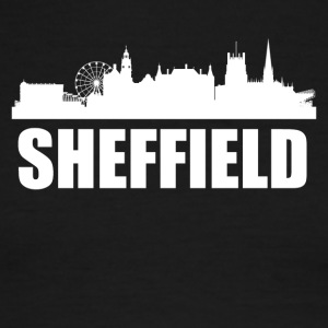 Sheffield Skyline - Men's Ringer T-Shirt