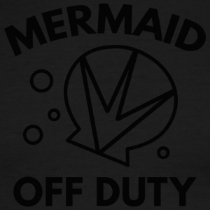 Mermaid Off Duty - Men's Ringer T-Shirt