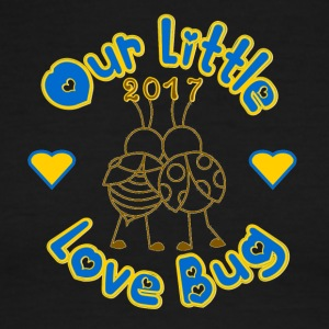 Our Little Love Bug - Men's Ringer T-Shirt