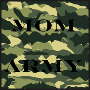 Mom Army - Men's Ringer T-Shirt