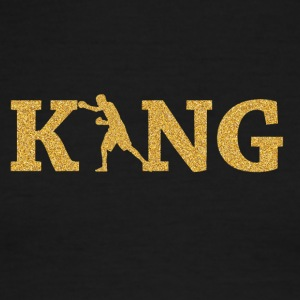 King Boxing - Men's Ringer T-Shirt