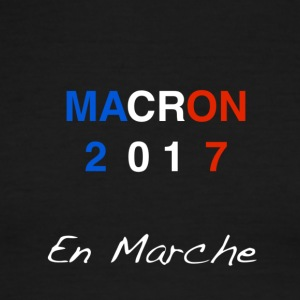 Macron 2017 T Shirt - Men's Ringer T-Shirt