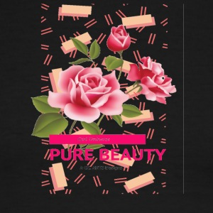 CC Arts Designs Pure Beauty - Men's Ringer T-Shirt