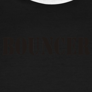 bouncer back front - Men's Ringer T-Shirt