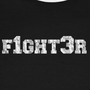 Fighter - Men's Ringer T-Shirt