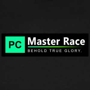 PC Master Race - Men's Ringer T-Shirt