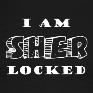 I-Am-Sher-Locked - Men's Ringer T-Shirt