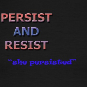 persisted - Men's Ringer T-Shirt