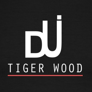 tiger wood - Men's Ringer T-Shirt