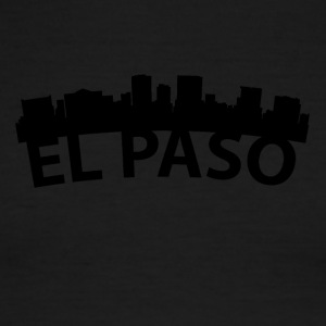Arc Skyline Of El Paso TX - Men's Ringer T-Shirt