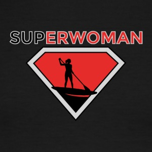 SUP_erwoman - Men's Ringer T-Shirt