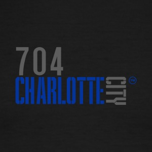704 charlotte city - Men's Ringer T-Shirt