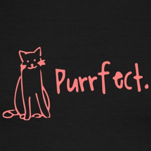 Perfect Cat Shirt Gift - Men's Ringer T-Shirt