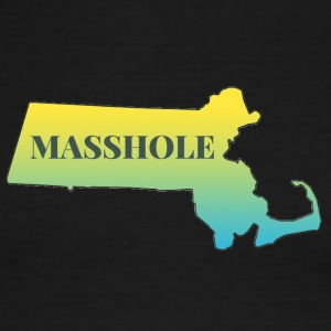 MASSHOLE - Men's Ringer T-Shirt