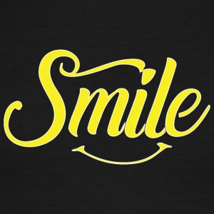All Smiles - Men's Ringer T-Shirt