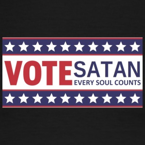 VOTE SATAN - Men's Ringer T-Shirt
