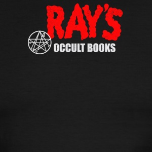 Ray's Occult Books - Men's Ringer T-Shirt