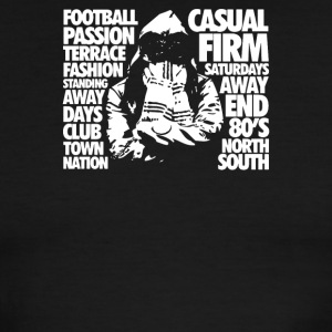 Casual Culture Football Terrace - Men's Ringer T-Shirt