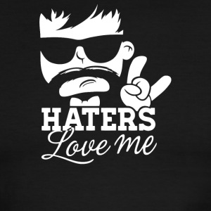Like A Haters - Men's Ringer T-Shirt