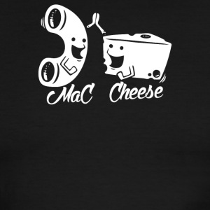 Mac And Cheese - Men's Ringer T-Shirt